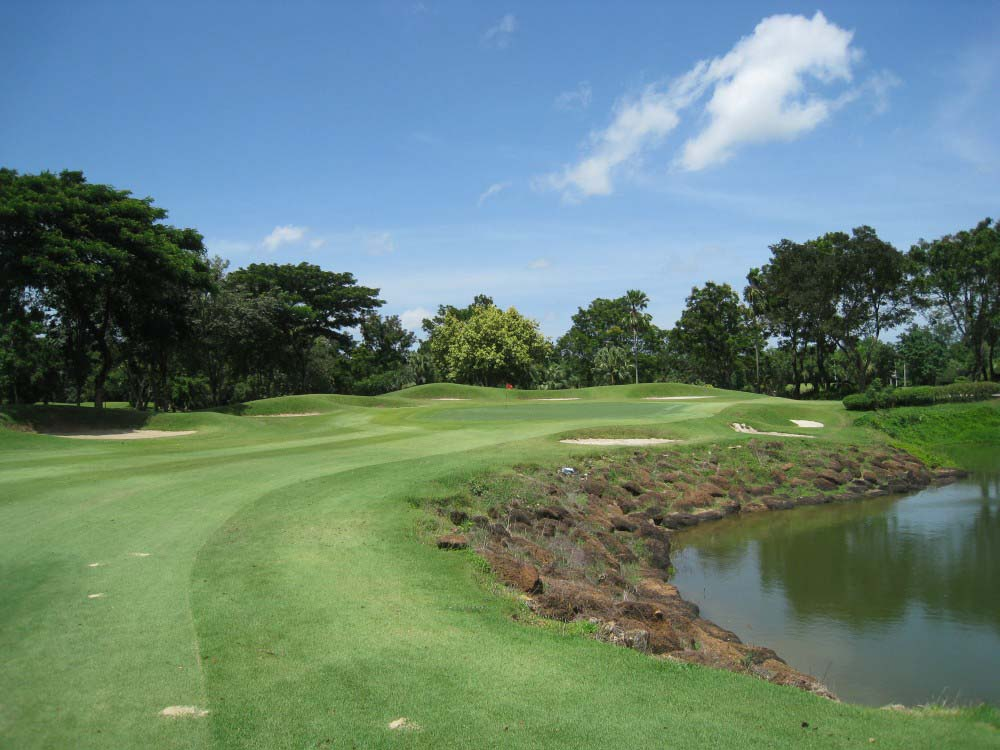 Par 3 Royal Ratchaburi Golf Club, Kanchanaburi