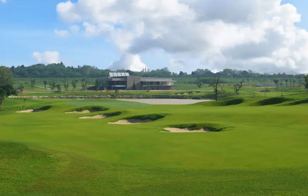 Siam Country Club Rolling Hills Fairway
