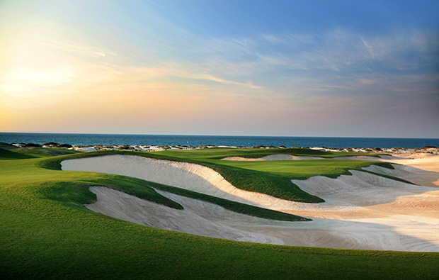 Saadiyat Island Beach Golf Club