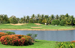 Siem Reap Golf & Temples