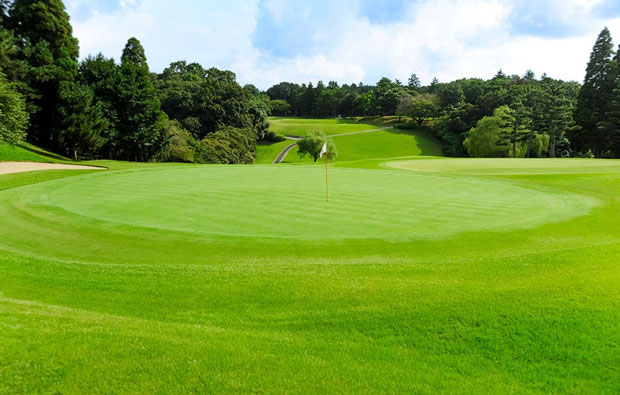 Sobu Country Club Sobu Course Green