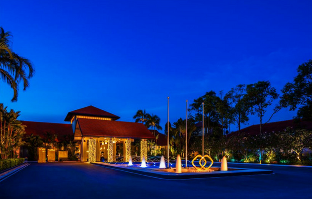 Sofitel Resort & Spa- Exteriors