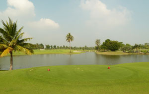 Suwan Golf Course Bangkok