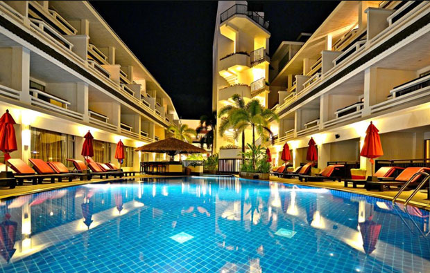 Swissotel Resort Phuket Swimming Pool