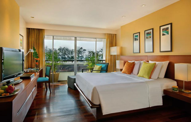Swissotel Resort Phuket Room