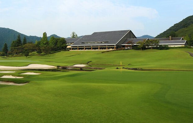 Taiheiyo Club Sano Hillcrest Course Clubhouse