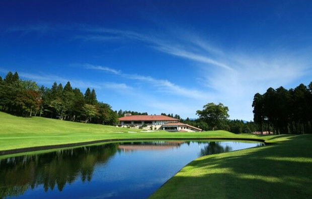 Taiheiyo Club Gotemba West Course Clubhouse