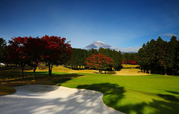 Taiheiyo Club Gotemba West Course Green