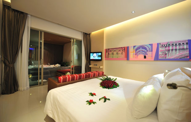 The KEE Resort and Spa Patong Room