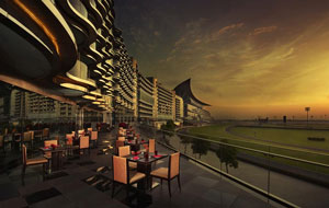 The Meydan Hotel (5 Nights)