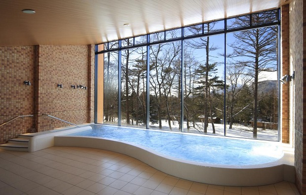 The Prince Karuizawa spa