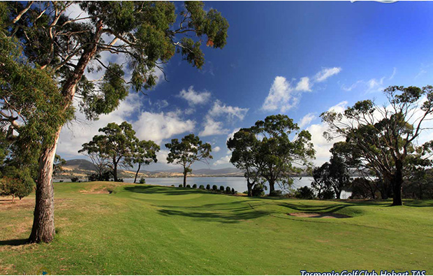 Fairway The Tasmanian Golf Club, Australia