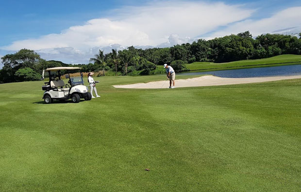 The Manila Southwoods Golf Country Club