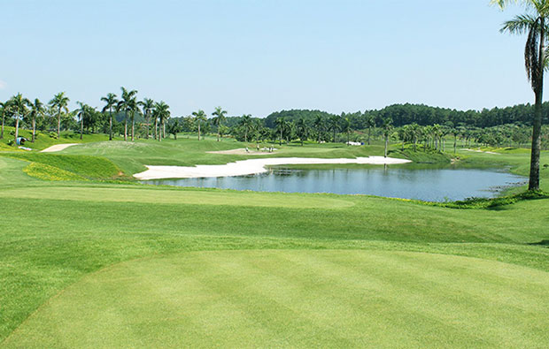 Trang An Golf  Country Club Par 3