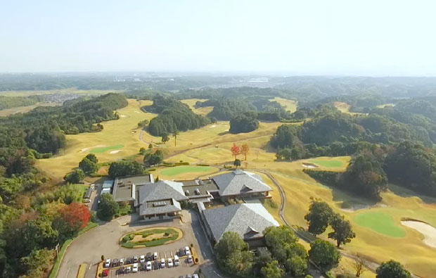 aerial tsu country club