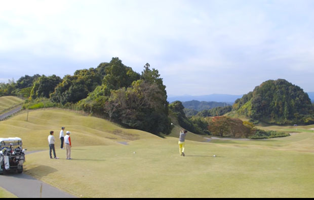 Tee Box Tsu Country Club