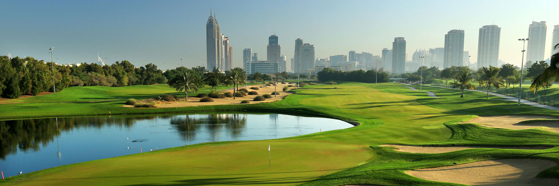 Golf Holidays in United Arab Emirates