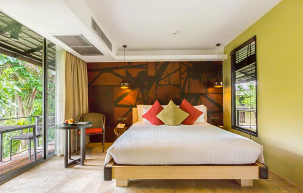 U Inchantree Kanchanaburi Room
