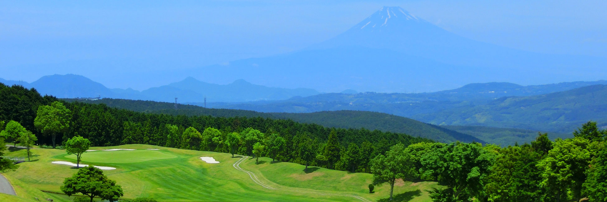 Golf courses in Japan
