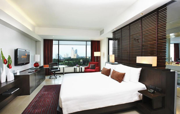 Amari Ocean Pattaya Room