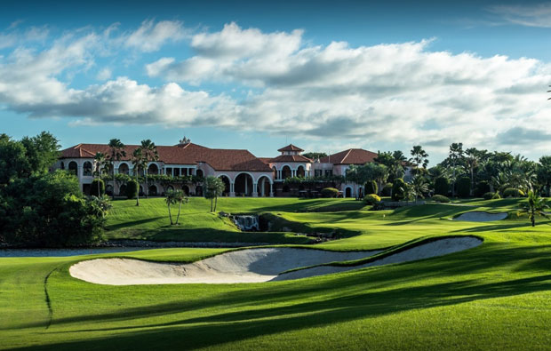Amata Springs Country Club Clubhouse
