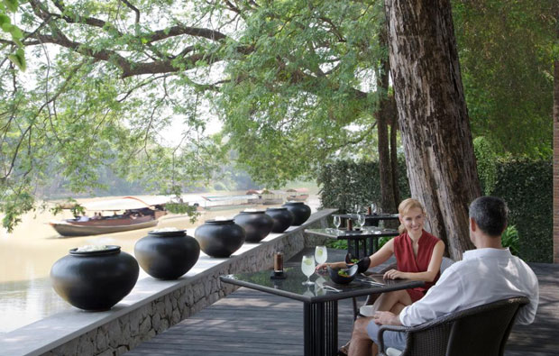 Anantara Chiang Mai Resort Bar