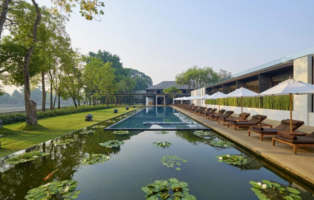 Anantara Chiang Mai Resort Pool