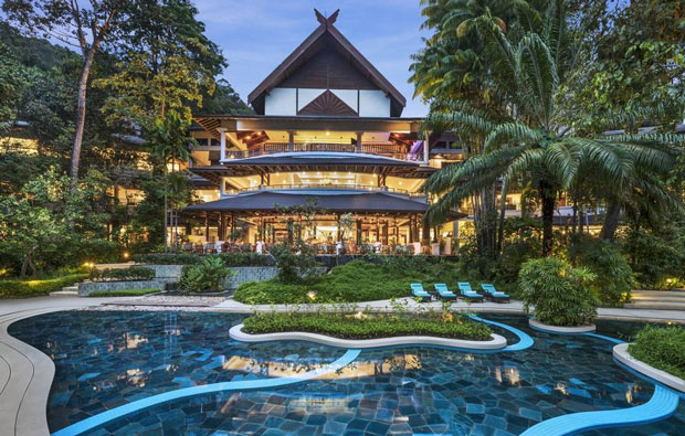 The Andaman, a Luxury Collection Resort, Langkawi pool