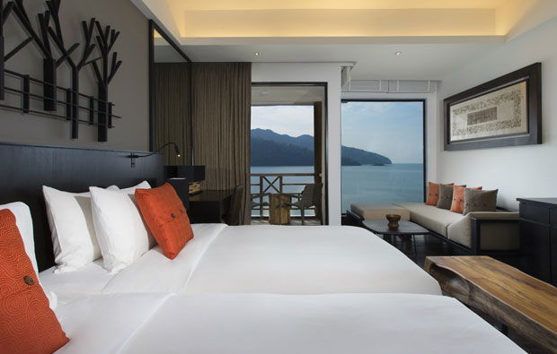 The Andaman, a Luxury Collection Resort, Langkawi room
