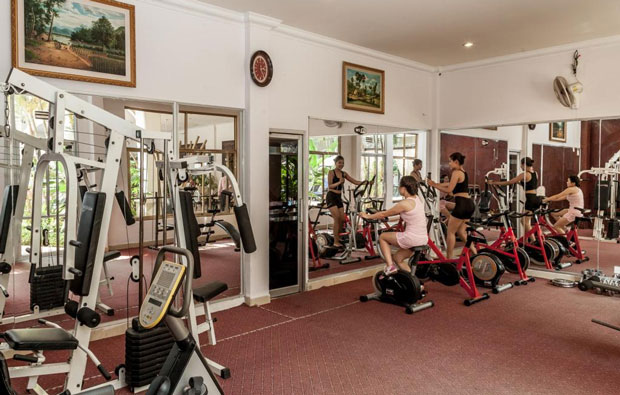 Angkor Holiday Hotel Fitness Centre