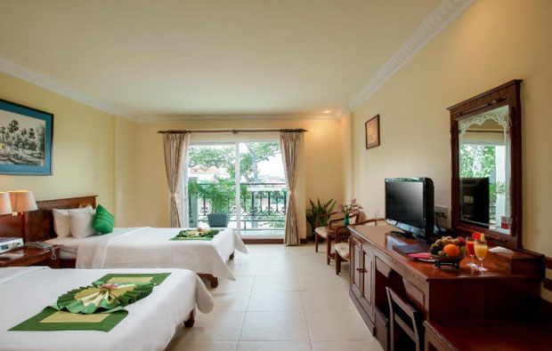 Angkor Holiday Hotel Superior Twin Room