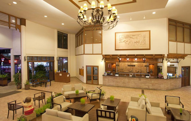 Areca Lodge Lobby