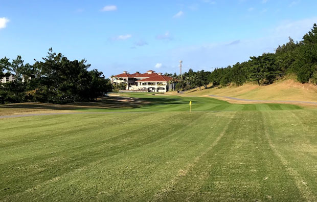 The Atta Terrace Golf Resort Clubhouse