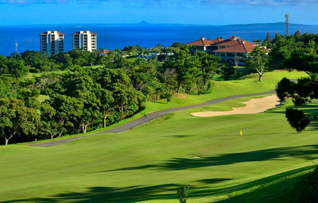 The Atta Terrace Golf Resort Fairway