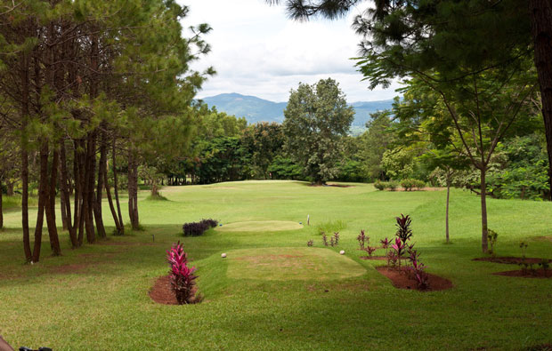 Ayetharyar Golf Resort Tee Box