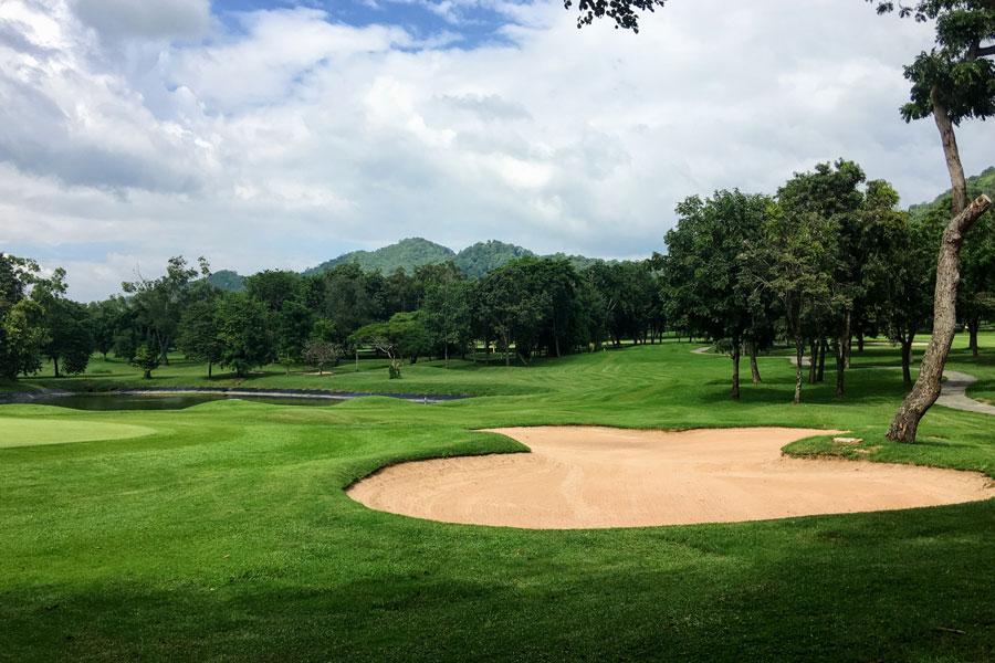 Golf Course Clubhouse Interior Design Ideas: Bangpra International Golf Club︱Golf Course In Pattaya