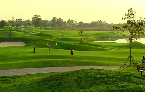 bangsai country club green