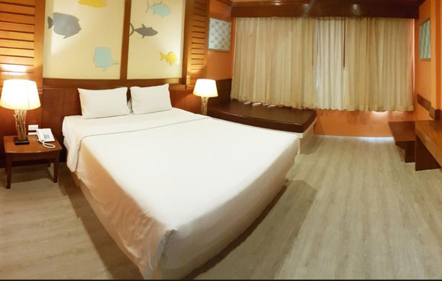 Baumanburi Resort and Spa Room