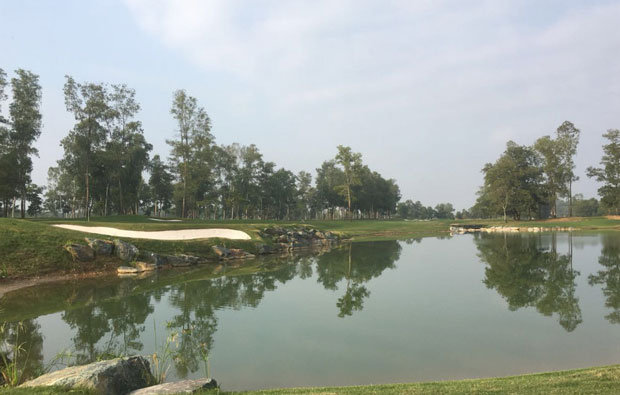 BRG King's Island - Kings Course Lake