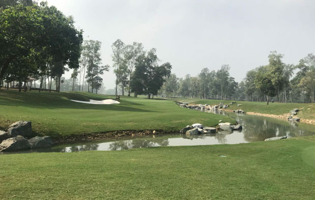 BRG King's Island - Kings Course Water Hazard