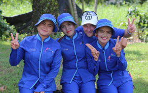 Thai Country Club Caddies