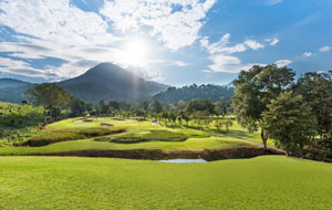 Green Soi Dao Highland Golf Resort, Pattaya, Thailand
