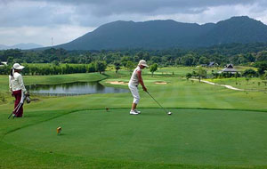 Bangkok - Chiang Mai Golf Holiday