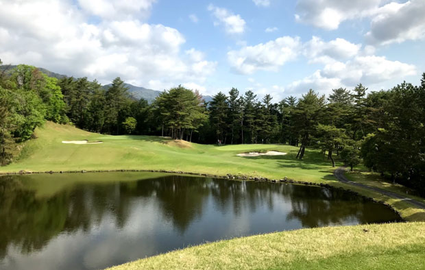 Chunichi Country Club Water Hazard