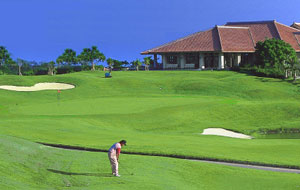 Clubhouse Kanucha Golf Course