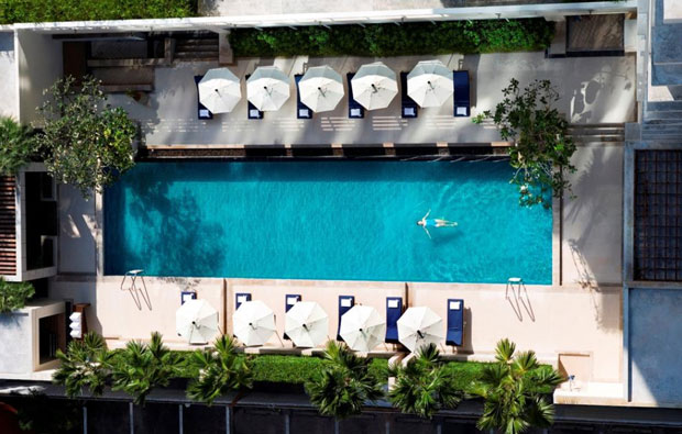 Courtyard by Marriott Bangkok Swimming Pool