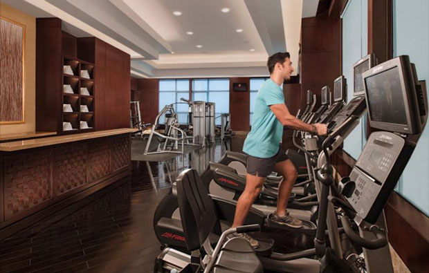 Crimson Hotel Alabang Fitness