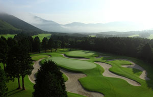 daihakone country club club japan