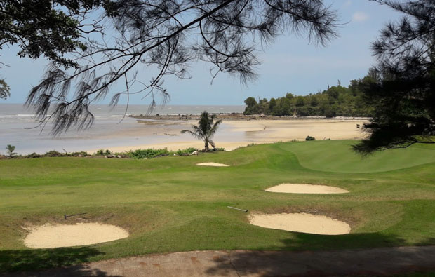 Damai Golf Country Club Bunkers