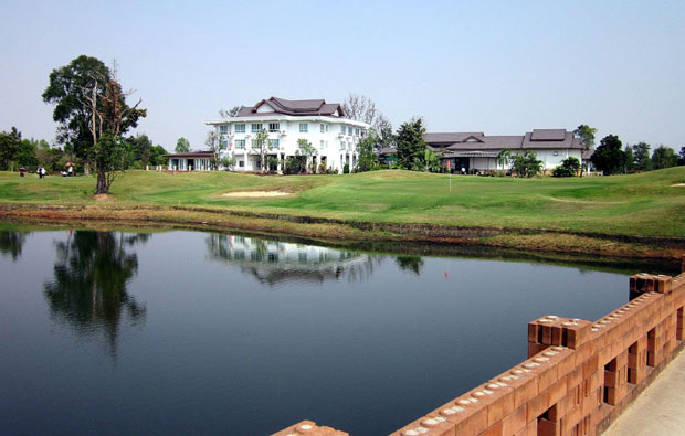 Dancoon Golf Club Clubhouse